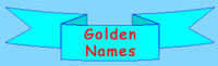 Golden Names